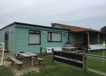 Extension & remodel to local football club